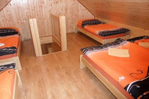 Yvona Mondeková - ubytování v sokromí foto 9