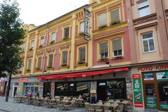 Hotel Monika foto 1