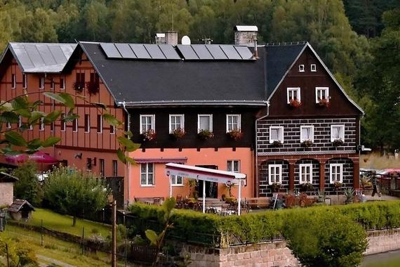 Pension Švýcarský dvůr foto 2