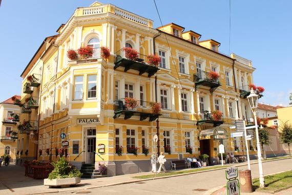 Lázeňský dům Palace foto 1