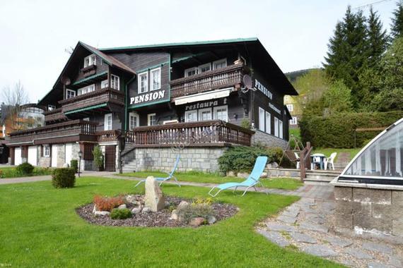 Pension Švýcarský dům foto 3
