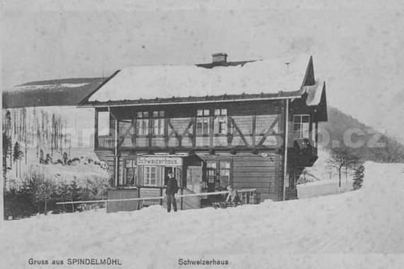 Pension Švýcarský dům foto 14