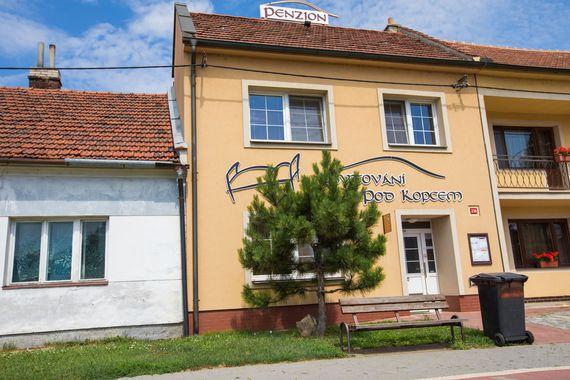 Penzion a  Pod Kopcem Uherské Hradiště foto 3