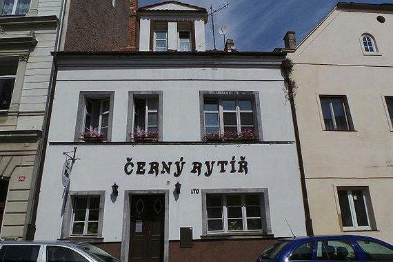 Penzion Černý rytíř foto 1
