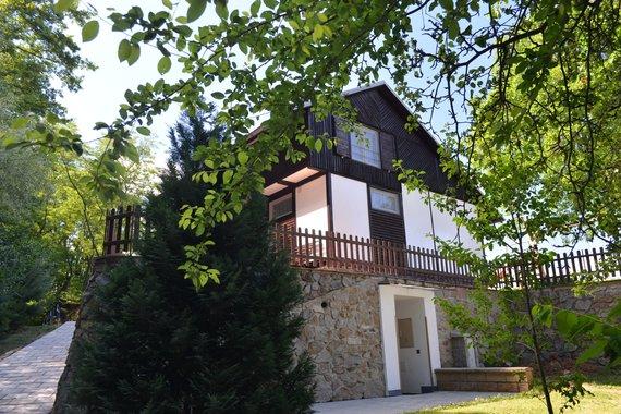 Jan Pavlík - Jeníkova chata foto 1