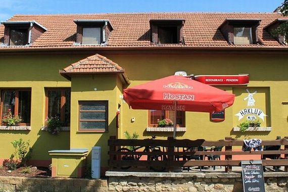 Restaurace a penzion Haklův mlýn foto 1