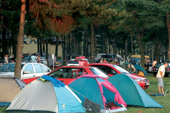 Camp Pláž - Vranovská přehrada, s.r.o. foto 2