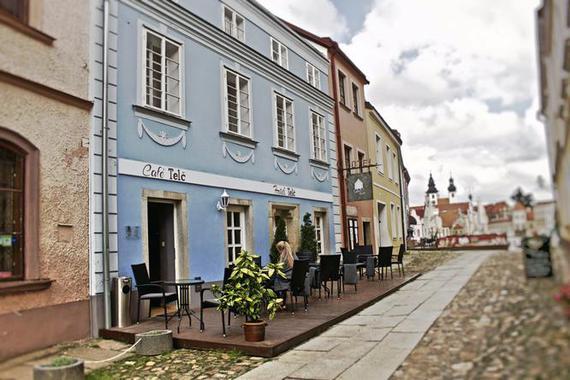 Hotel Telč foto 2