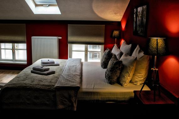 Hotel Telč foto 9