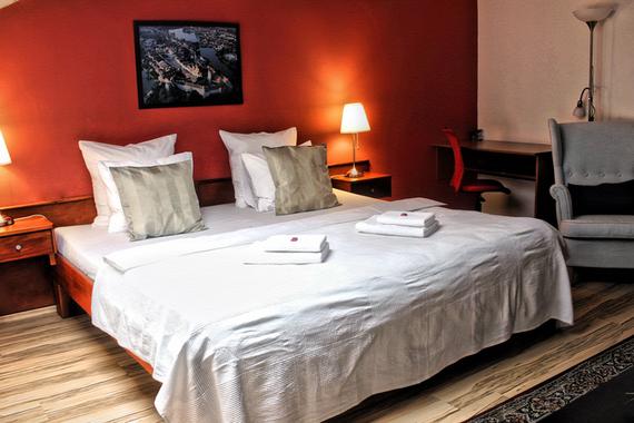 Hotel Telč foto 12