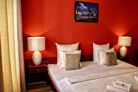 Hotel Telč foto 19