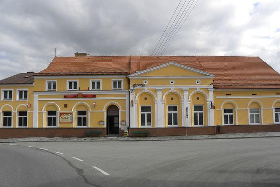 Lidový dům foto 1