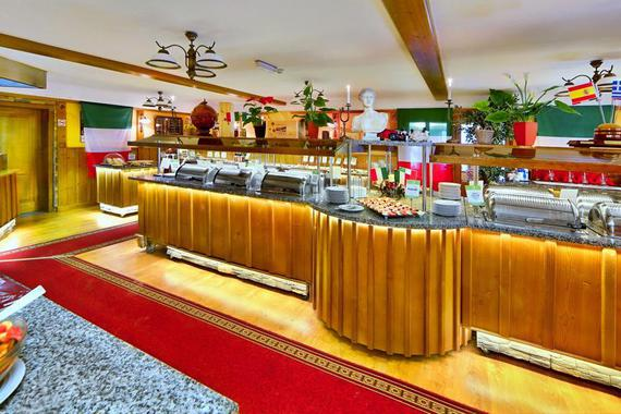 Hotel Špindlerova Bouda foto 2