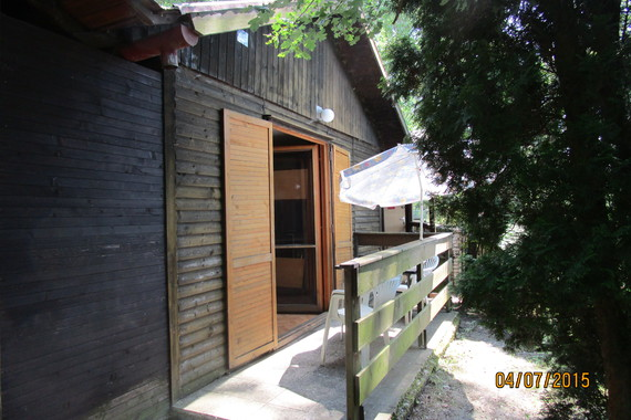 Chaty U jezera Chmelař foto 4