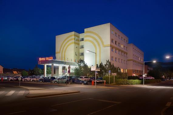 BEST WESTERN Hotel Grand foto 4