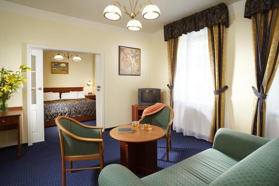 Orea hotels Anglický dvůr foto 4
