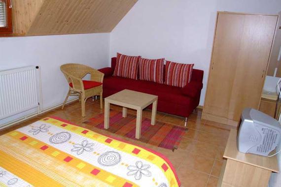 Ubytování ve Slavonicích foto 3