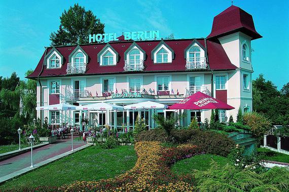 Hotel Berlín foto 1