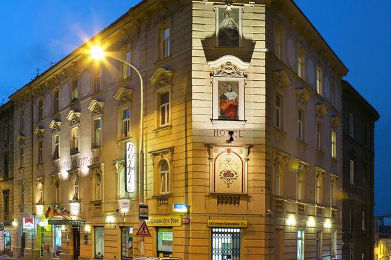 Hotel GOLDEN CITY-garni foto 1