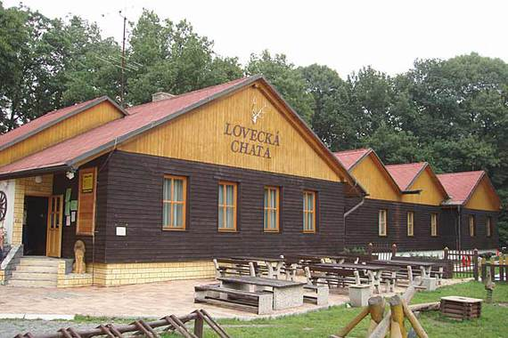 Lovecká chata foto 1