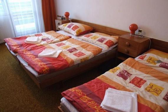 Hotel Petr Bezruč foto 9