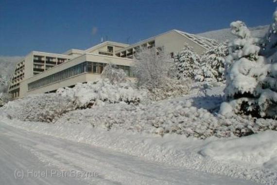 Hotel Petr Bezruč foto 3