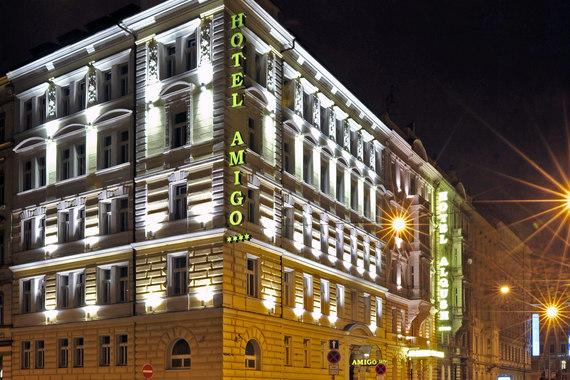 Hotel AMIGO foto 1