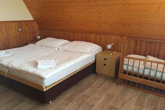 Ubytování - Vila Šohaj Luhačovice foto 3
