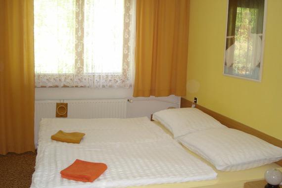 Ubytování - Vila Šohaj Luhačovice foto 4
