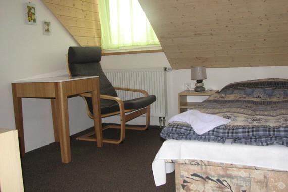 pokoj č. 2- jednolůžkový