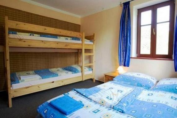 Apartmány Chřibská foto 13