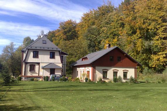 Apartmány Chřibská foto 14