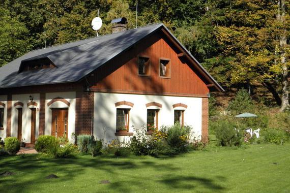 Apartmány Chřibská foto 2