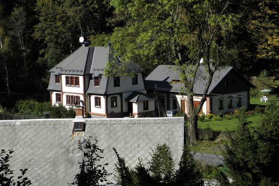Apartmány Chřibská foto 16