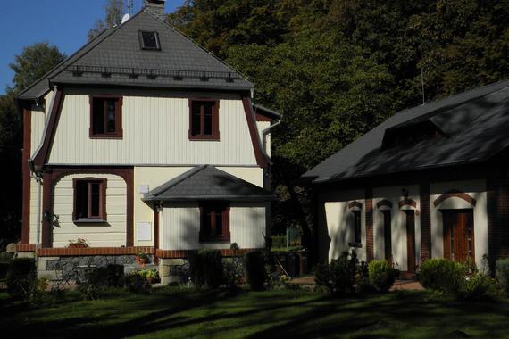 Apartmány Chřibská foto 21