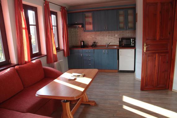 Apartmány Chřibská foto 22