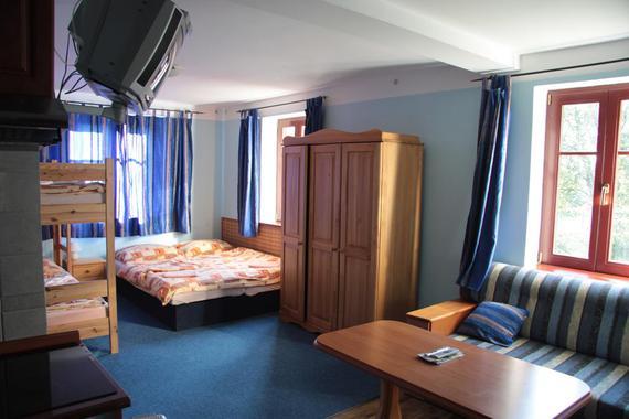 Apartmány Chřibská foto 5
