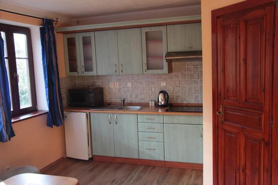 Apartmány Chřibská foto 4