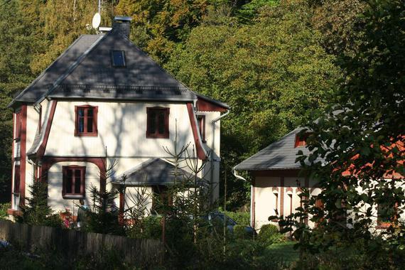 Apartmány Chřibská foto 30