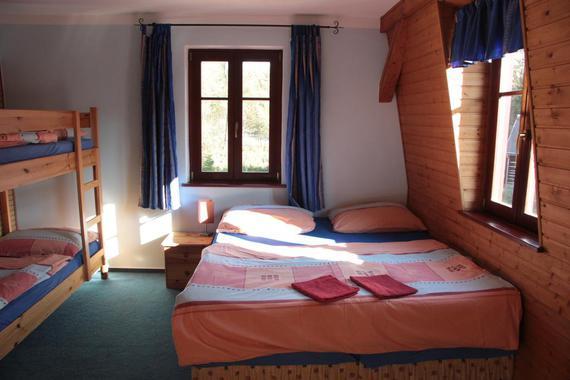 Apartmány Chřibská foto 6