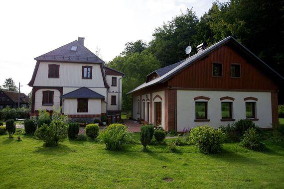 Apartmány Chřibská foto 1