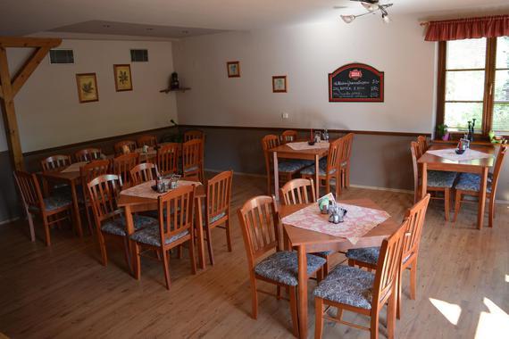 Druhý domov restaurace & penzion foto 11
