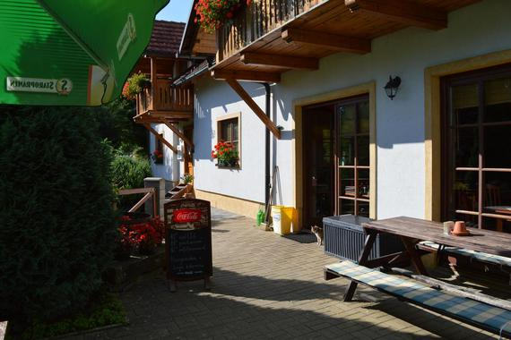 Druhý domov restaurace & penzion foto 1