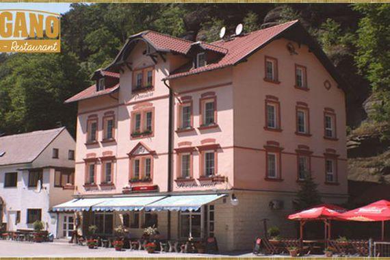 Penzion Lugano foto 1