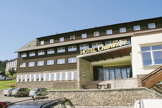 Hotel Churáňov foto 3
