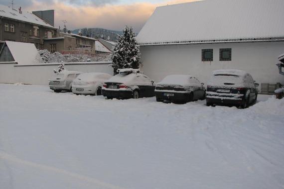 parkovací místa