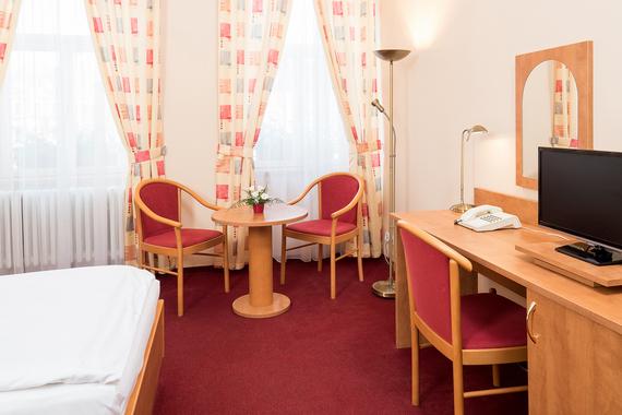 Hotel Česká Koruna foto 4