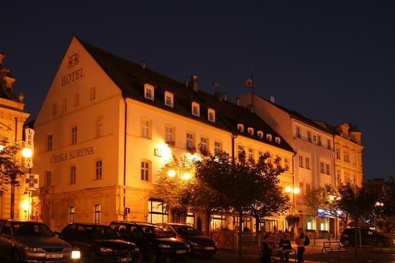 Hotel Česká Koruna foto 1