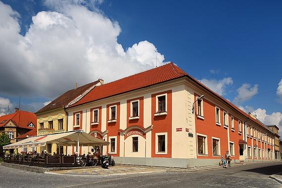 Hotel a restaurace Panská foto 1