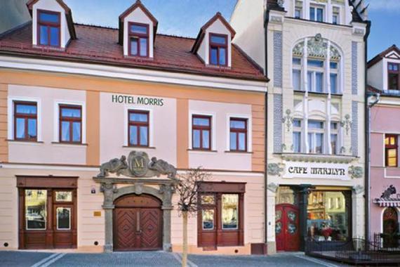 Hotel Morris foto 1